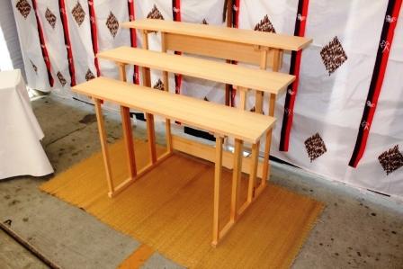 祭壇 四尺三段