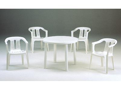 テーブル・イス・パラソル(お得なセット)