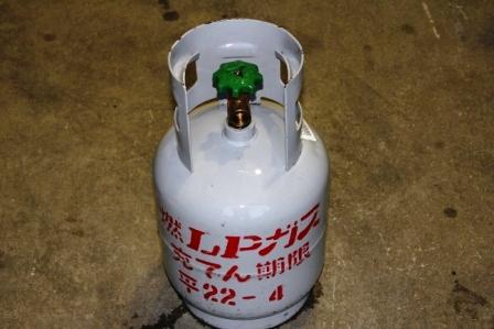 イベント用 LPガス 5kg・8kg