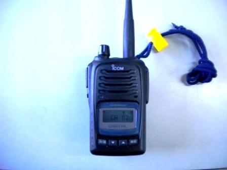 デジタル簡易無線機