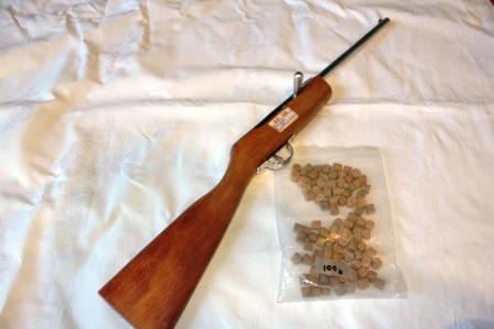 射的銃(コルク玉100個つき)