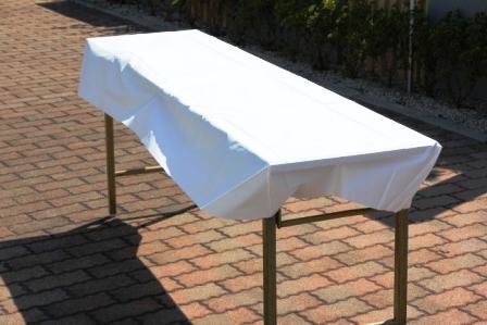 BOXタイプ ビニールクロス(600㎜幅テーブル専用)