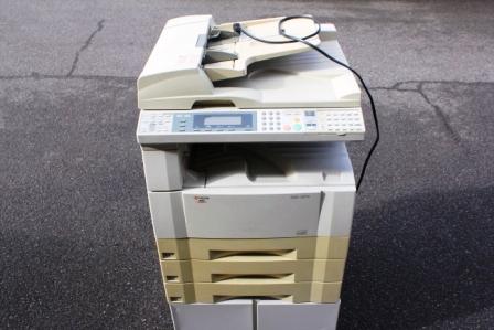 コピー機(A3まで対応)