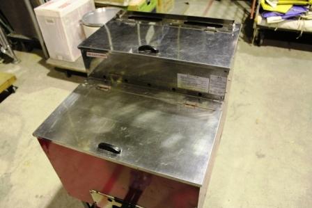 焼き芋焼き機