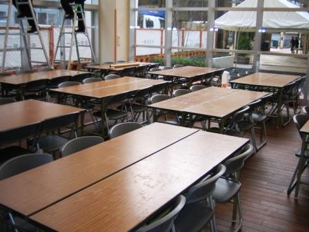 イベント用 テーブル 幅450㎜
