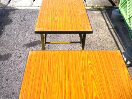 イベント用 テーブル 幅600㎜