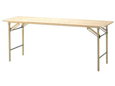 イベント用 天板ベニヤテーブル 幅900㎜